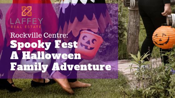 Rockville Centre Not So Spooky Halloween 2020 Rockville Centre: Spooky Fest A Halloween Family Adventure